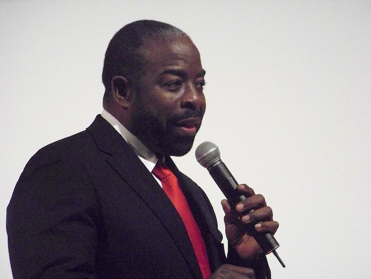 Les Brown speaking