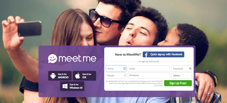 Meet me free dating site