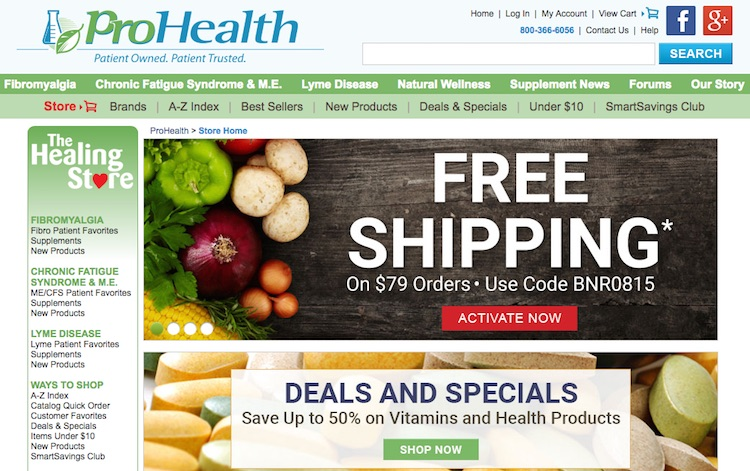 10 Best Companies Selling Health Supplements Online - Self Thrive