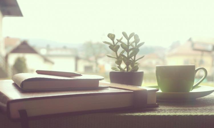 Books Coffee Plant